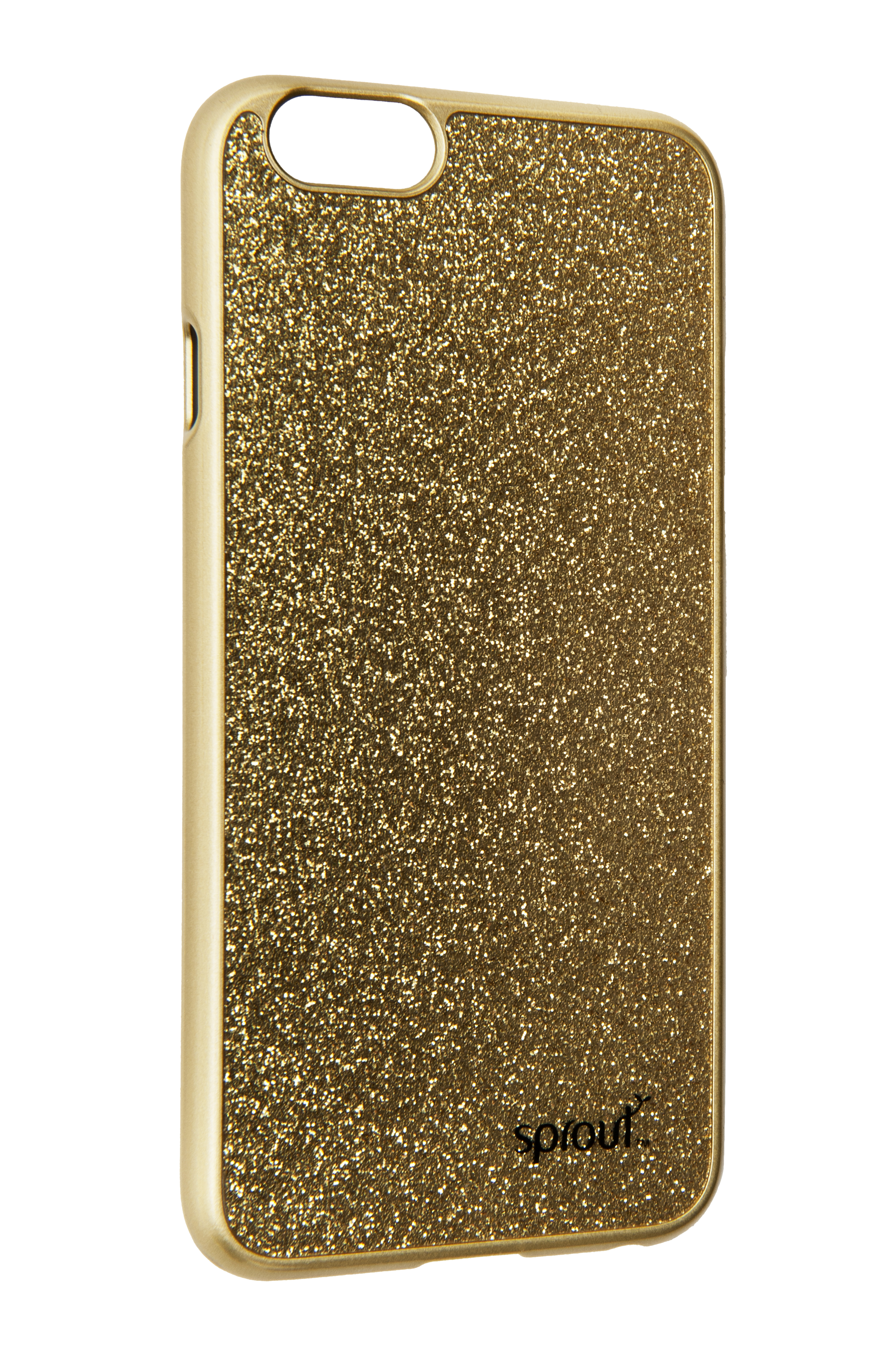 Glitter Case Gold Sprout Accessories Online