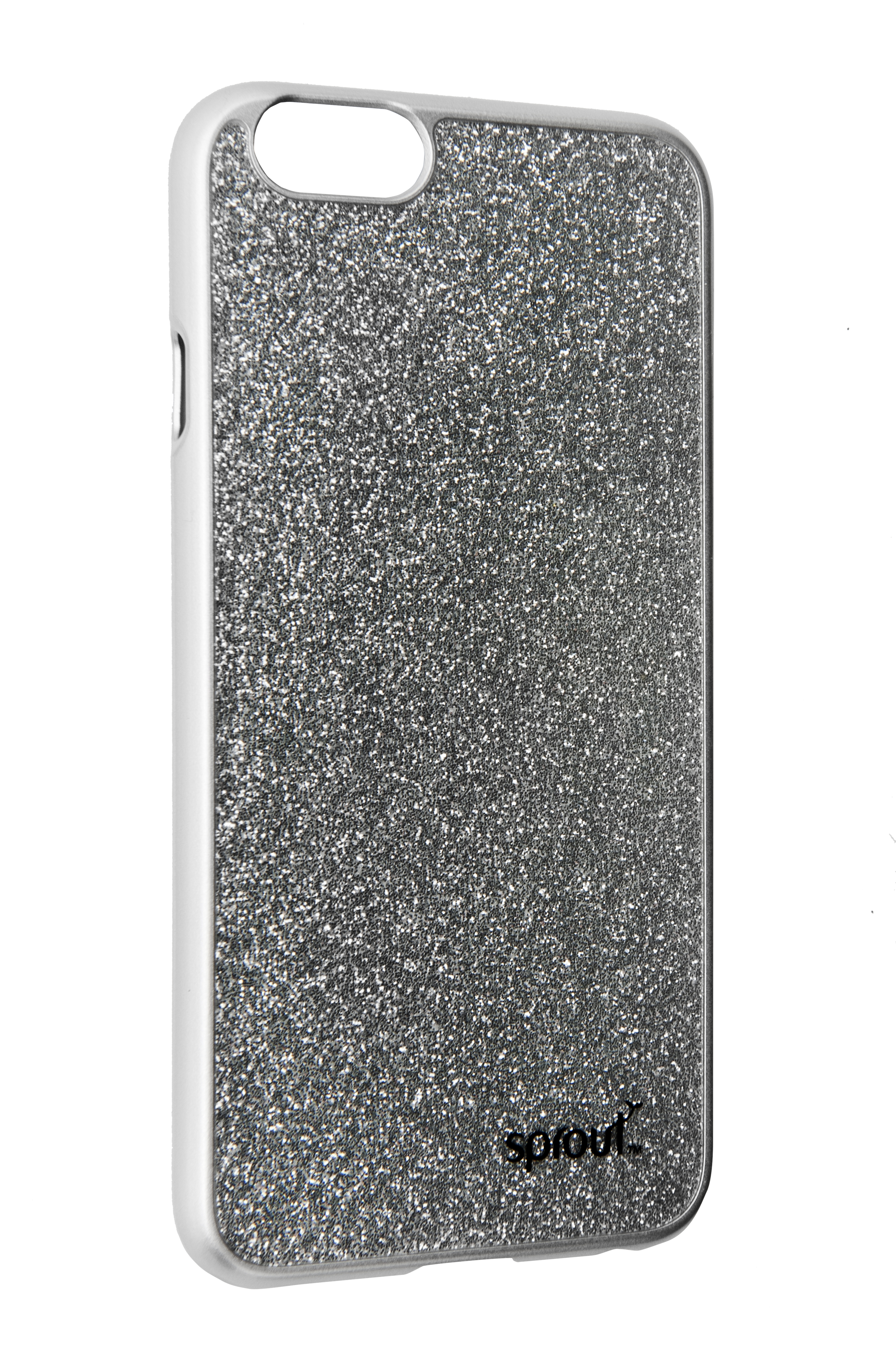 Glitter Iphone 6 6s Case Silver Sprout Accessories Online