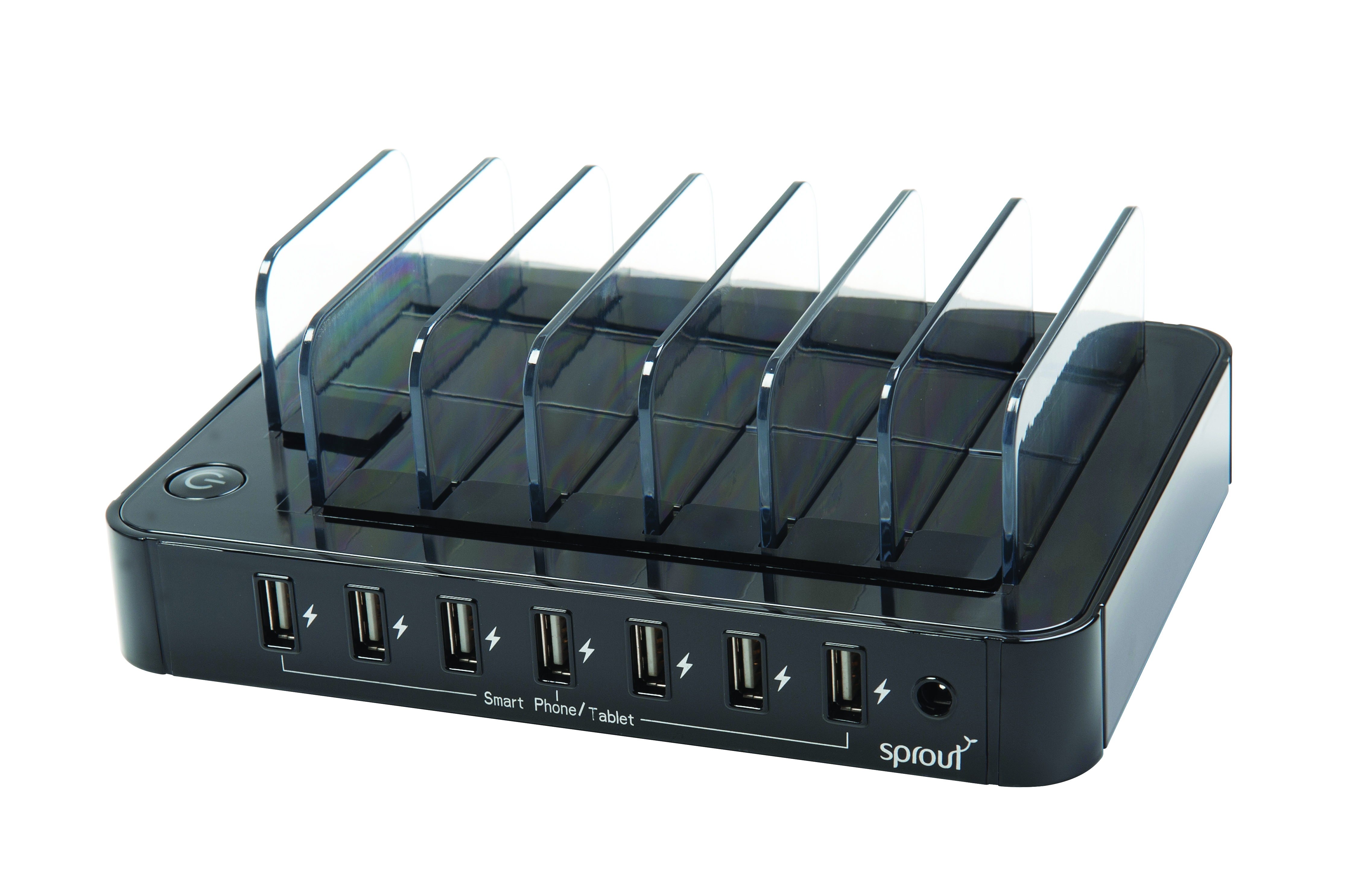 7 Port Charging Station Sprout Accessories Online