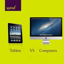 Tablets versus Computers - Who Wins?