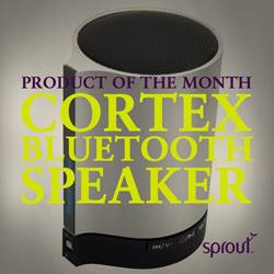 Product of the month Cortex Speaker