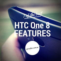 7 of the best HTC One M8 features