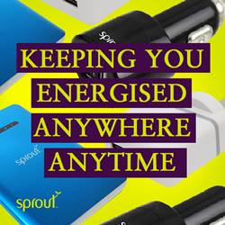Keeping You Energised Anywhere, Anytime