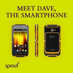 Meet Dave, the Smartphone