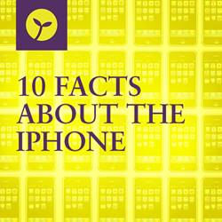 10 Facts About the iPhone