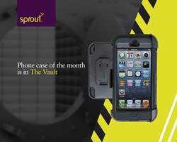 Phone Case of the Month is in The Vault