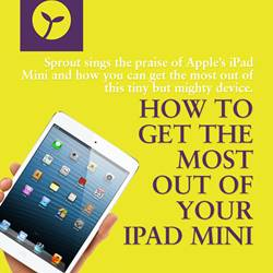 How to Get the Most Out of Your iPad Mini