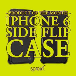 Product of the Month: iPhone 6 Side Flip Case