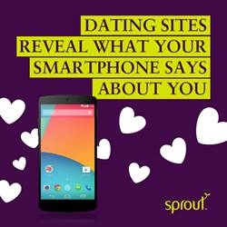 Dating Sites Reveal What Your Smartphone Says About You