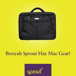 Booyah Sprout Has Mac Gear!