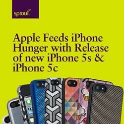 Apple Feeds iPhone Hunger with Release of new iPhone 5s and iPhone 5c