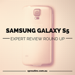 Samsung Galaxy S5 expert review roundup