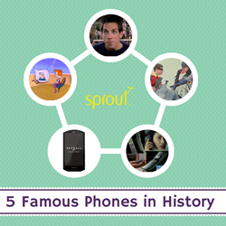 The 5 Most Famous Phones in History