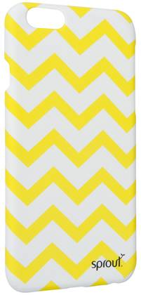 iPhone 6 / Chevron Yellow