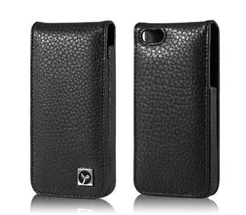 iPhone 6 / Genuine Leather Flip