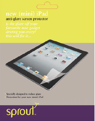 ipad mini screen protector standard clear sprout accessories