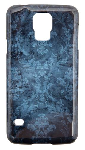 A moody blue S5 phone case