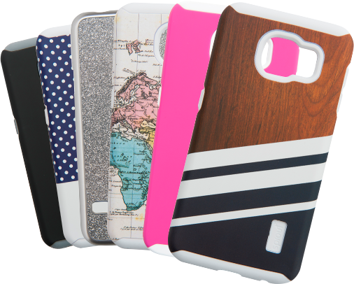 New S6 and S6 Edge cases from Sprout.