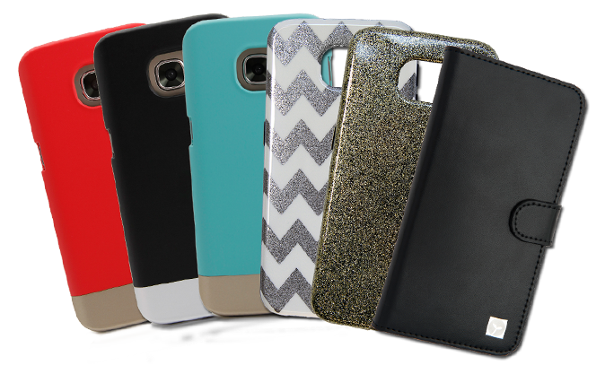 New S7 and S7 Edge cases from Sprout.