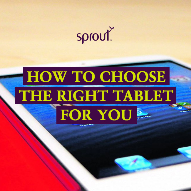 How to choose the right tablet for you - News