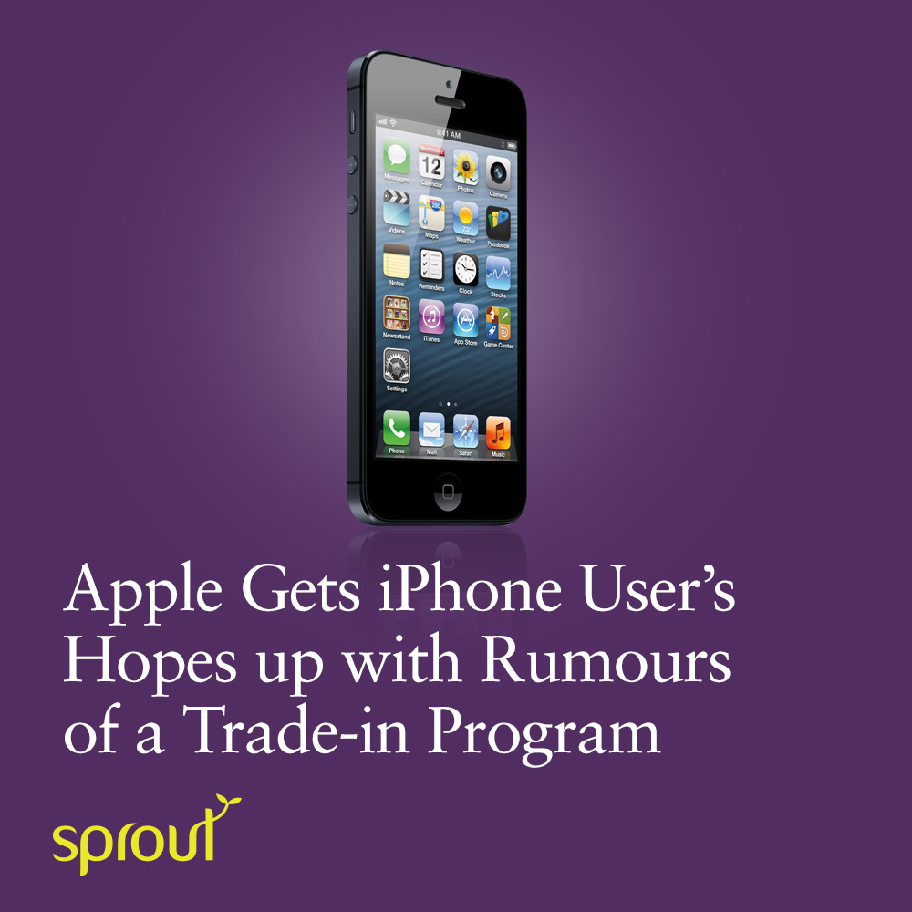 apple iphone program apple gets iphone user s hopes up with rumours of a trade 9678